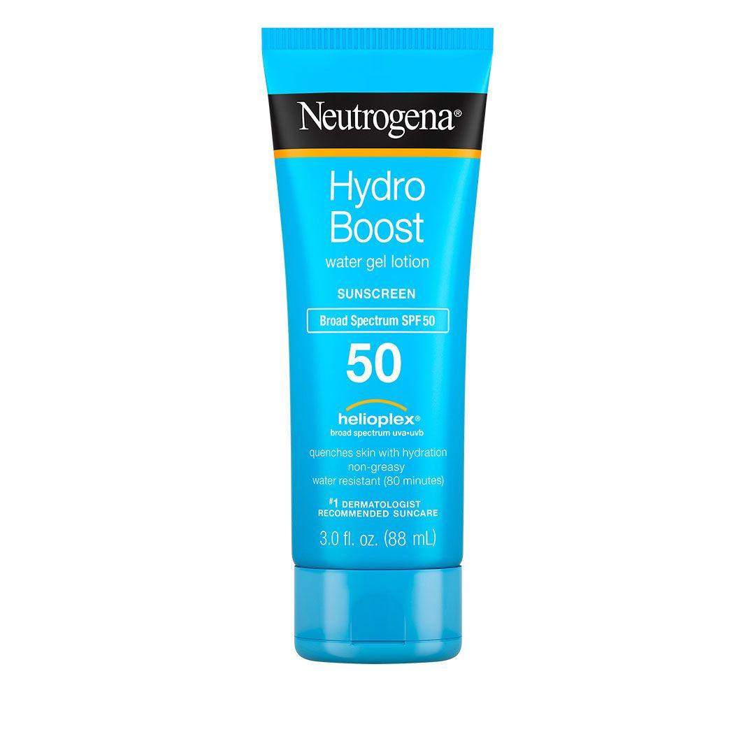 Neutrogena Hydro Boost Water GelLotion Sunscreen