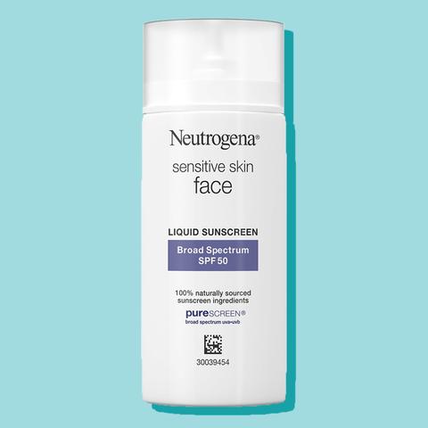 Neutrogena Liquid Sunscreen for Sensitive Skin Review
