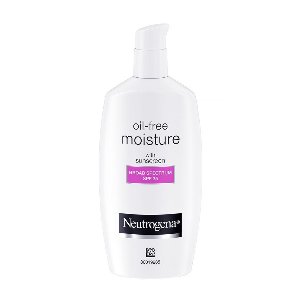 Neutrogena Oil-Free Moisturizer SPF35
