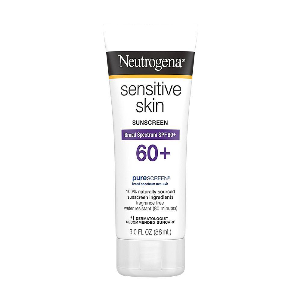 Neutrogena Sensitive Skin Sunscreen