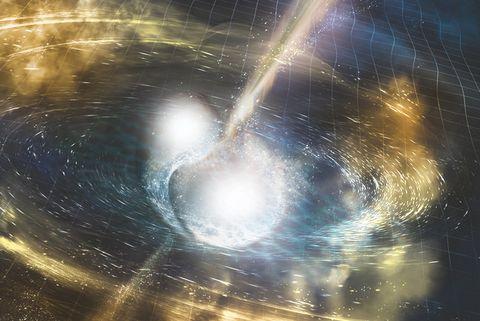 Neutron stars and gravitational waves
