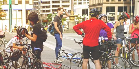 The Urban Basin Bicycle Club.