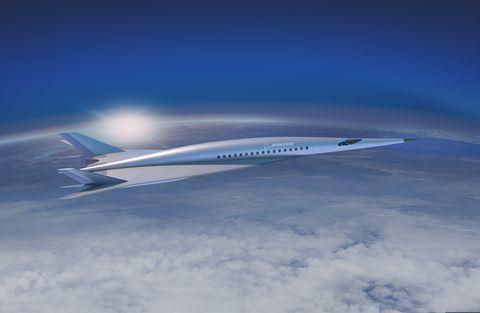 How Boeings Hypersonic Passenger Plane Concept Works