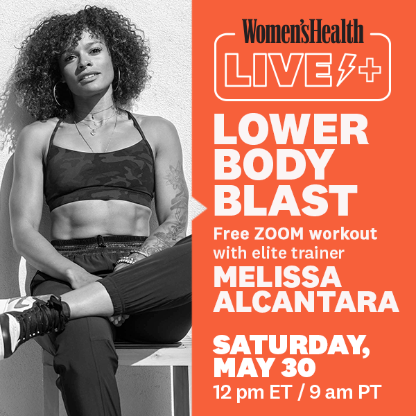 Work Out With Melissa Alcantara (Kim Kardashian West's Trainer!) At The First-Ever WH LIVE+ Event