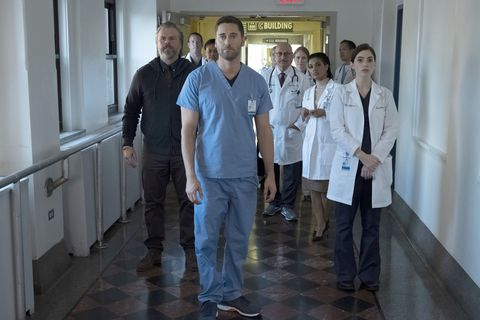 serie tv new amsterdam