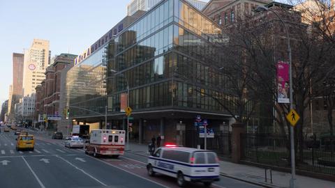 el hospital de nuevo york de 'new amsterdam'