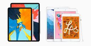 Apple iPad 2019 range
