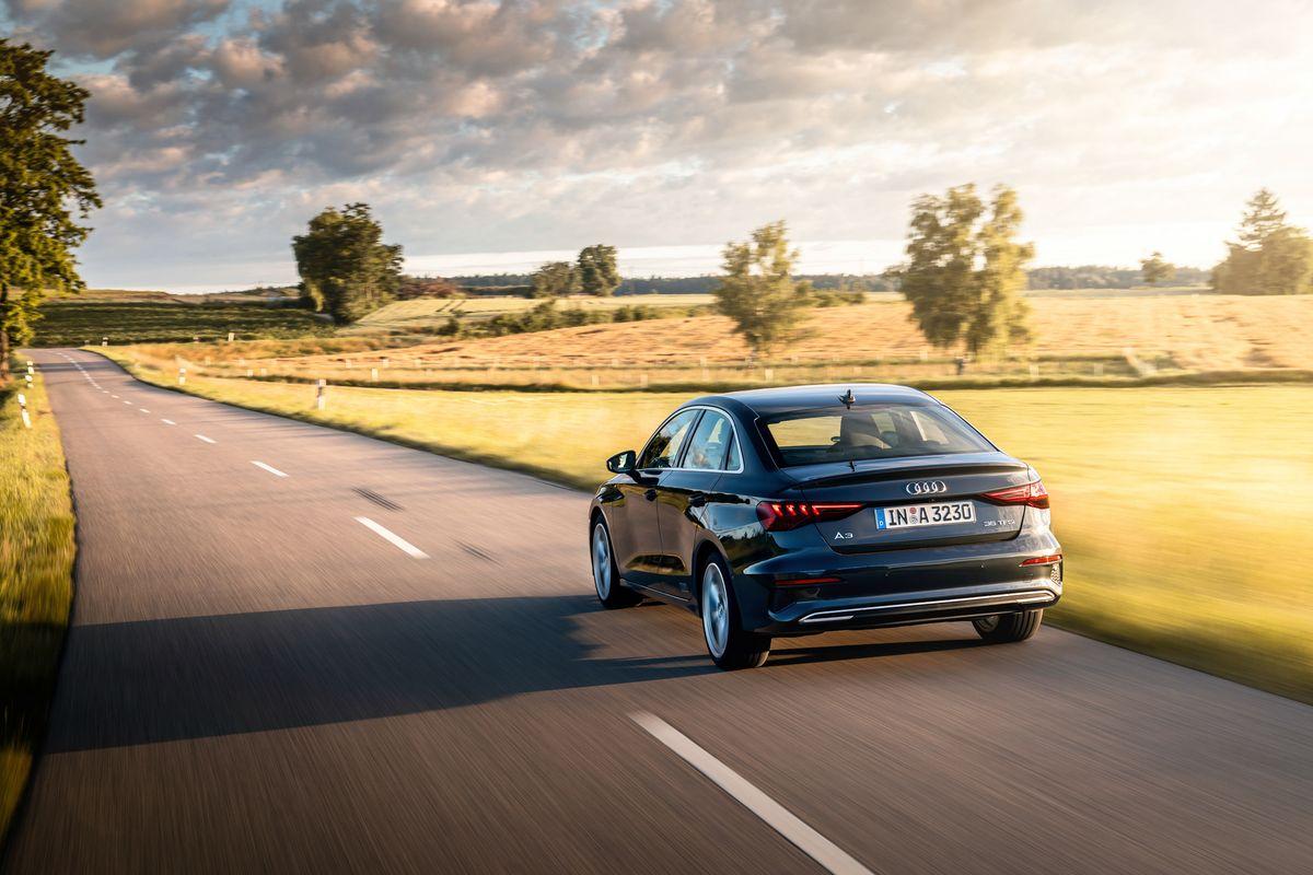 2022 Audi A3 Sedan Prepares For Battle In The U S