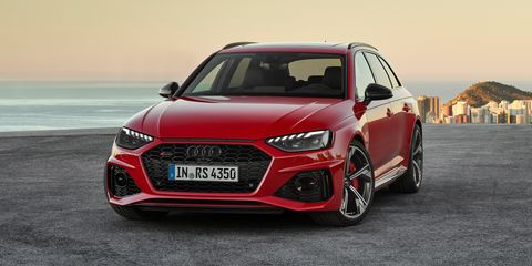 View Photos of the 2020 Audi RS4 Avant