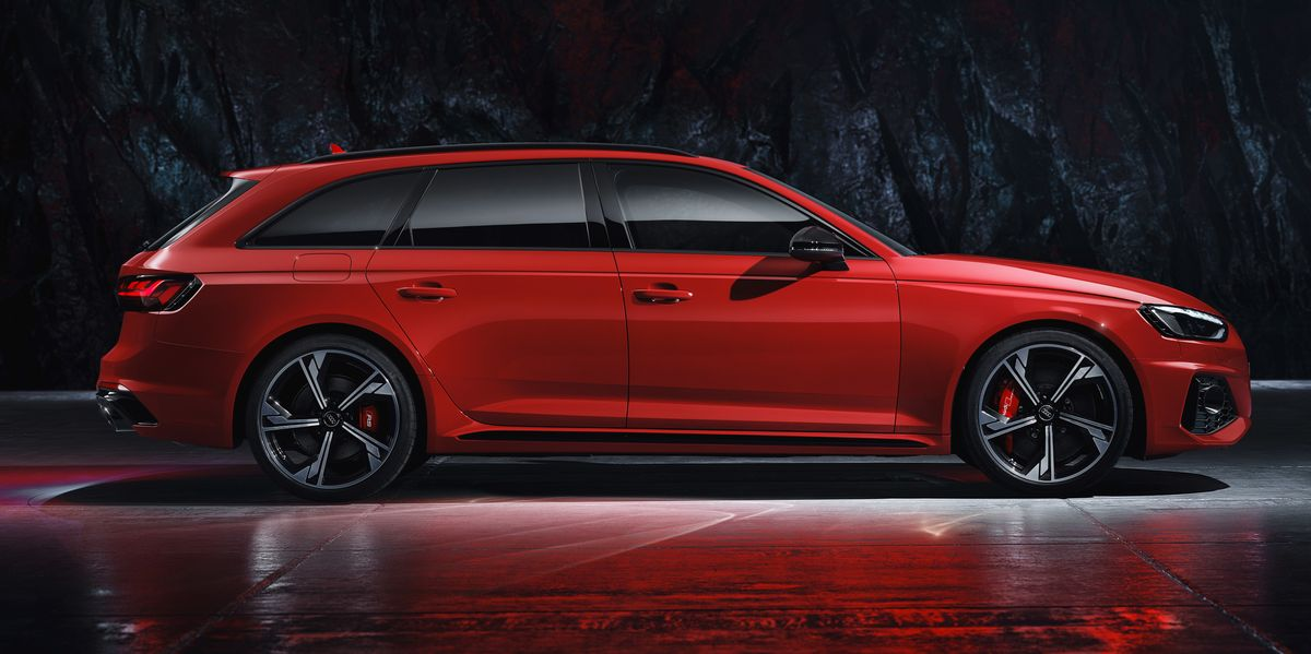 Audi Rs4 Avant Wagon Is More Beautiful And Just As Powerful