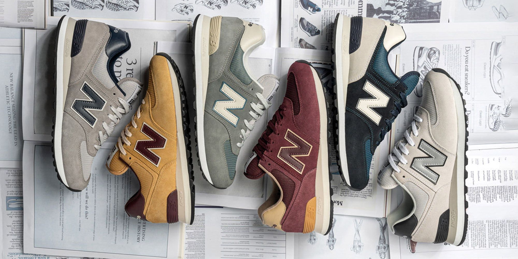You Can't Knock a Classic: Reviewing New Balance's 574 Sneaker