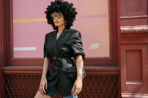 Fashion, Snapshot, Black hair, Photography, Leather, Style, Fashion design,