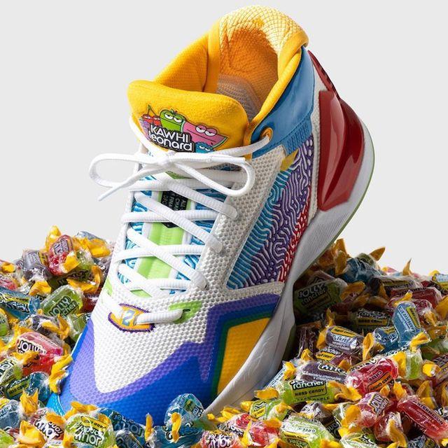 new balance jolly rancher kawhi sneakers