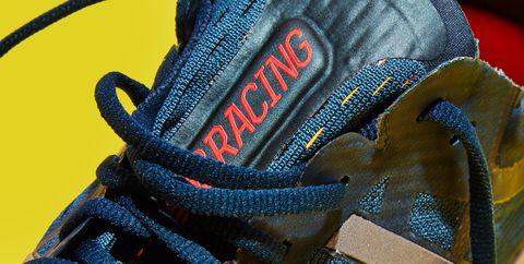 Footwear, Blue, Shoe, Sneakers, Running shoe, Outdoor shoe, Basketball shoe, Electric blue, Walking shoe, Athletic shoe,
