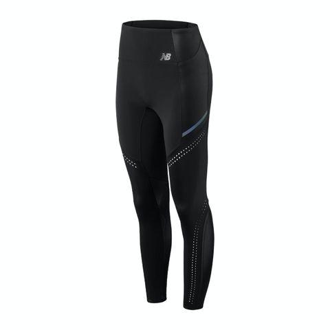 new balance hardlooplegging legging zwart speed hardloopkleding kleding broek gear