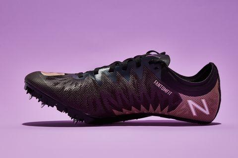 Footwear, Shoe, Purple, Pink, Magenta, Still life photography, Athletic shoe, Outdoor shoe, Walking shoe, Sneakers,
