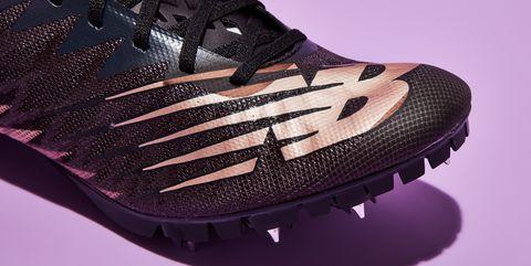 Footwear, Shoe, Black, Purple, Pink, Outdoor shoe, Athletic shoe, Running shoe, Sneakers, Hiking boot,