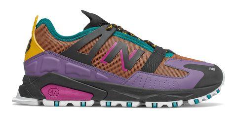 new balence sneakers colorate tendenza moda inverno 2021