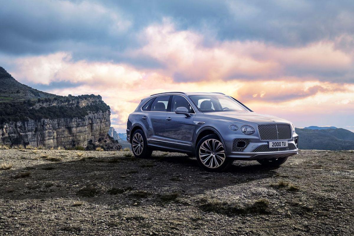 2021 Bentley Bentayga Gets More Than A Makeover