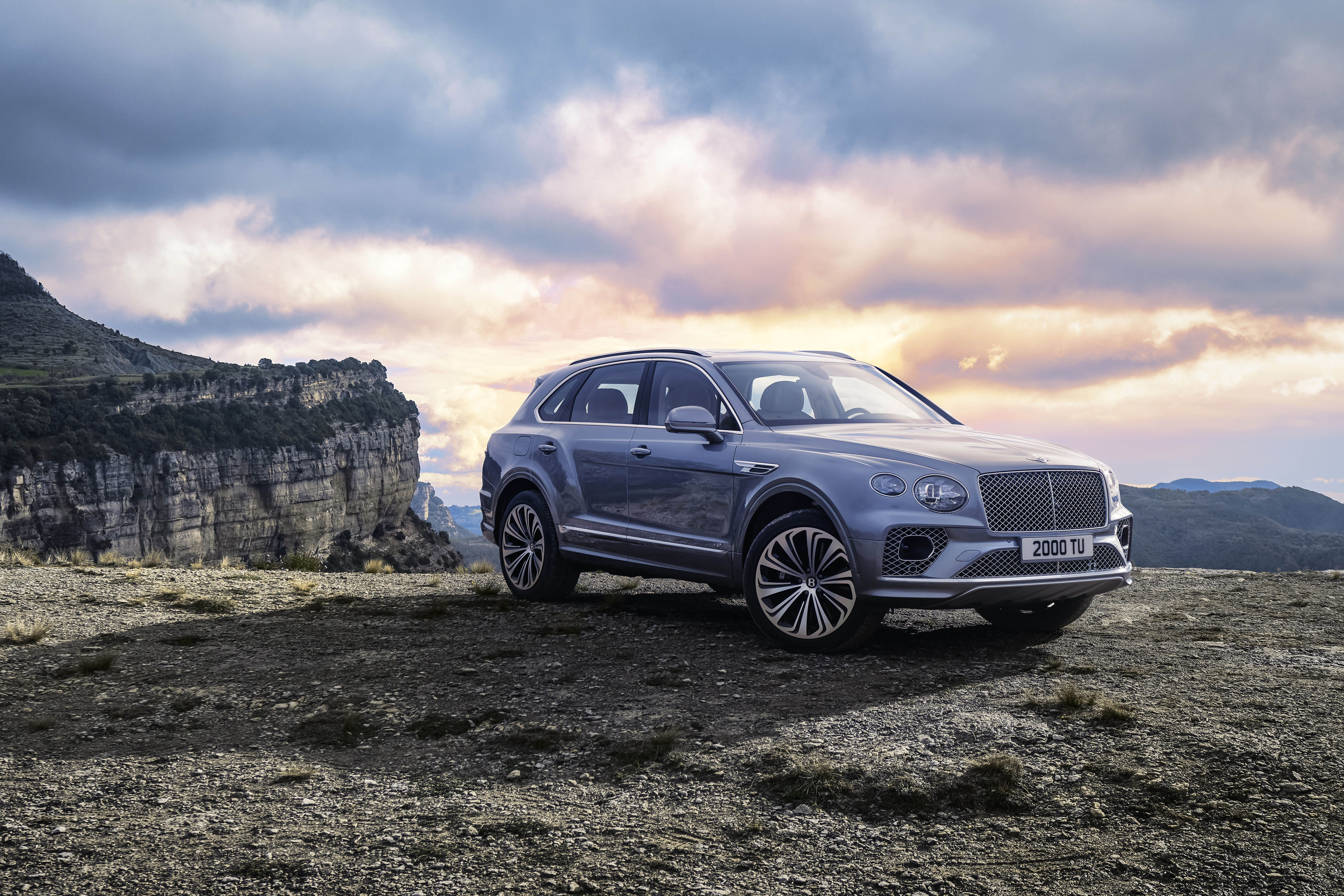 The 2021 Bentley Bentayga Doubles Down On Style