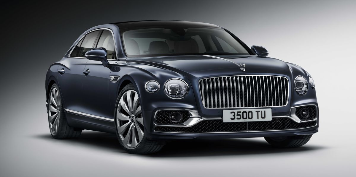 207 Mph 2020 Bentley Flying Spur Is The Fastest Sedan Ever