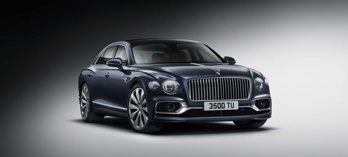 207 Mph 2020 Bentley Flying Spur Is The Fastest Sedan Ever Made