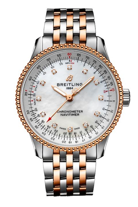 best women's watches   breitling