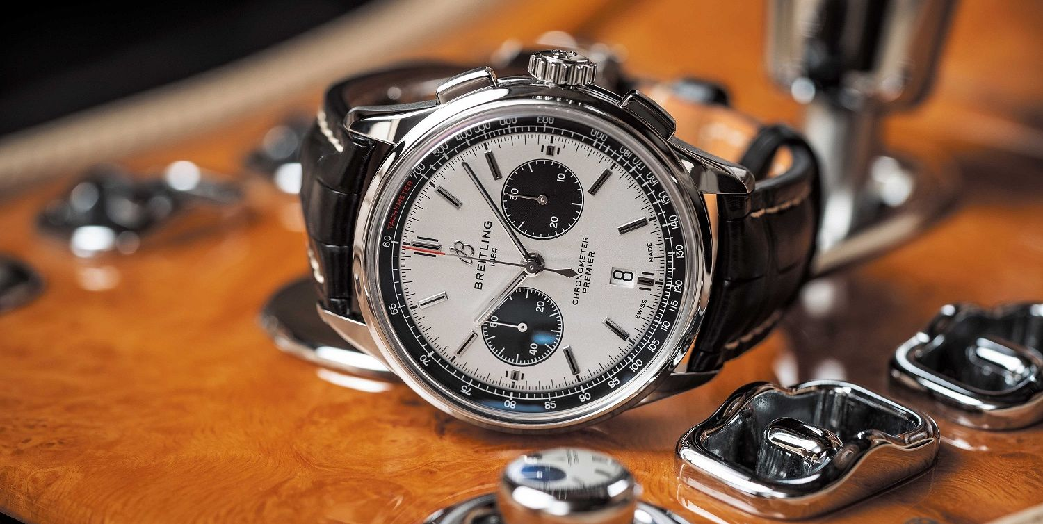 Breitling Takes A New Tack With The Premier Collection
