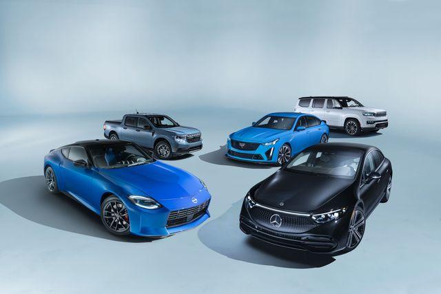 new cars 2022