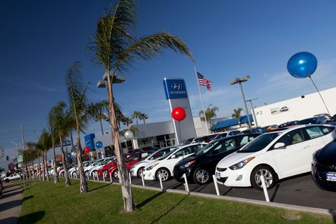 Hyundai Is Letting Federal Employees Defer Car-Loan Payments