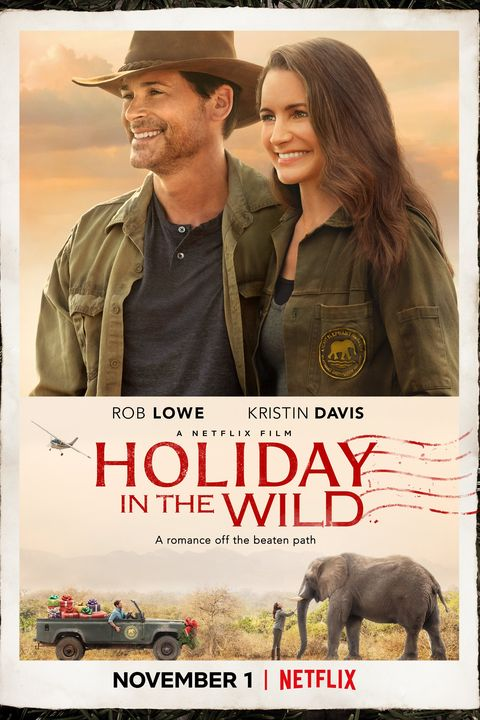 new christmas movies - holiday in the wild