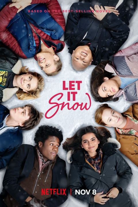 new christmas movies - let it snow