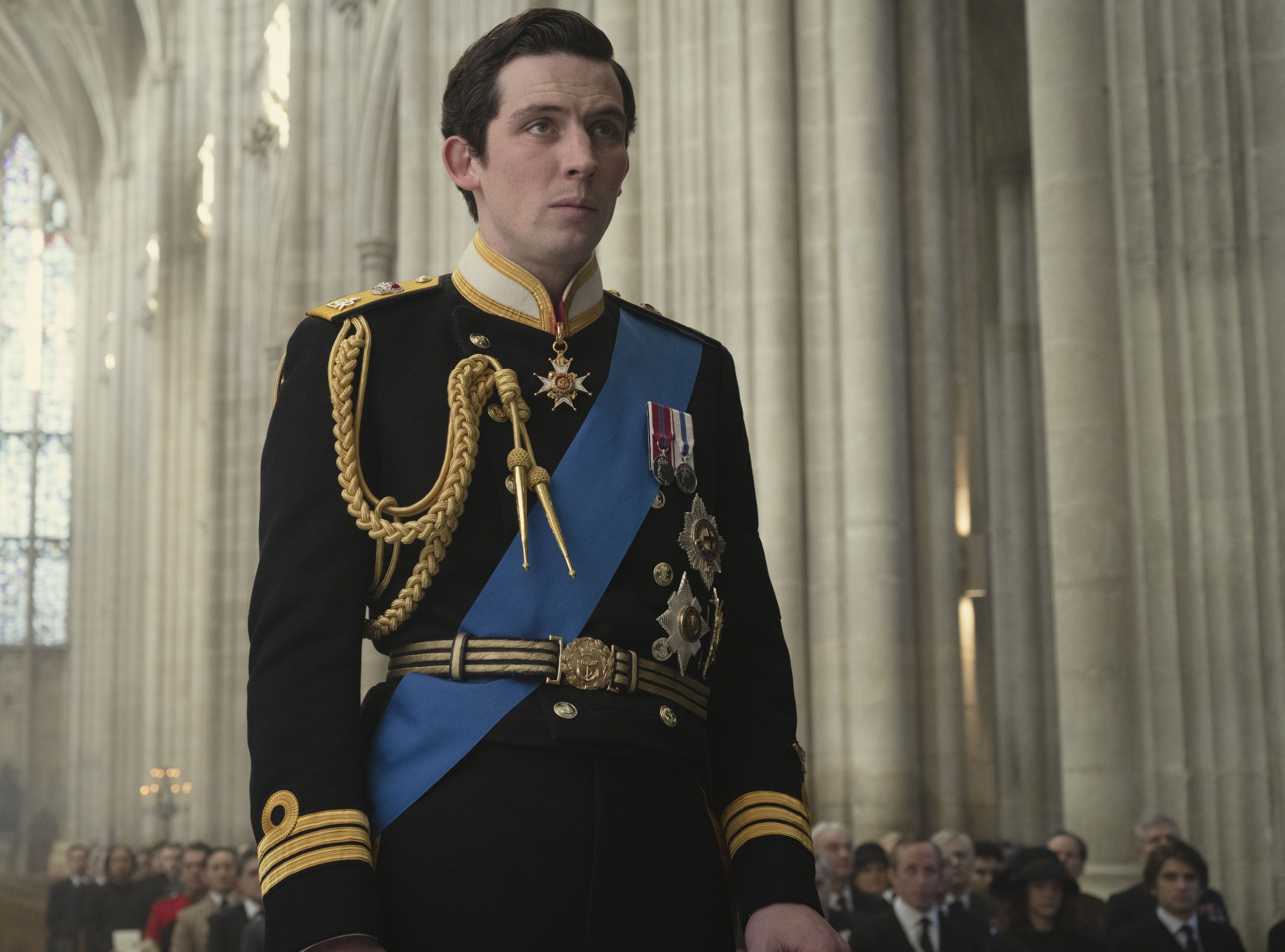Why Josh O'Connor won't miss playing Prince Charles