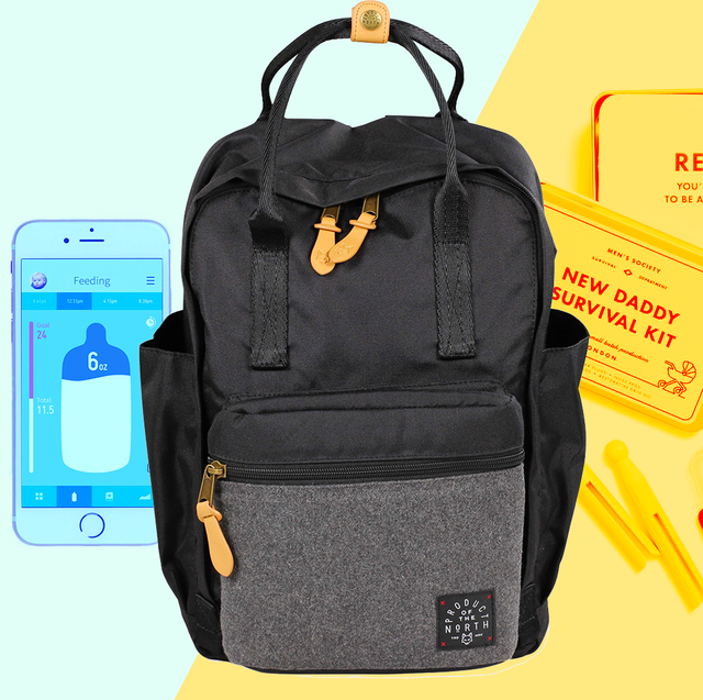 ec18f6775b53bc 20 Gifts for New Dads That'll (Almost) Make Up for the Sleep Deprivation