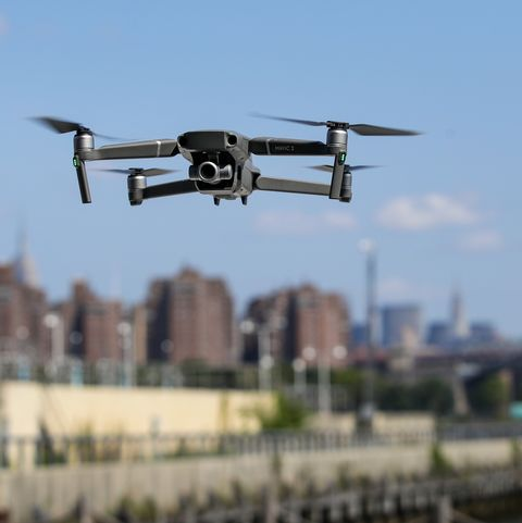 Drone Maker DJI Debuts Latest Product In New York