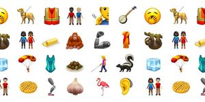Apple's new iPhone emojis are here, and they're more inclusive than ever