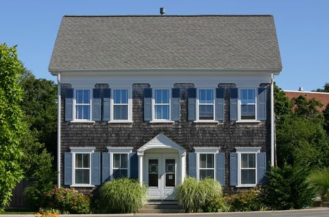 What Is A Cape Cod Style House Architectural