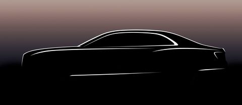 2020 Bentley Flying Spur teaser