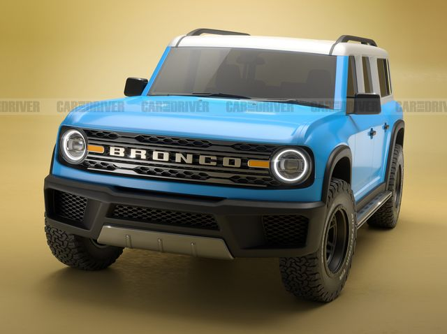 New Ford Bronco >> Ford Bronco Review Pricing And Specs