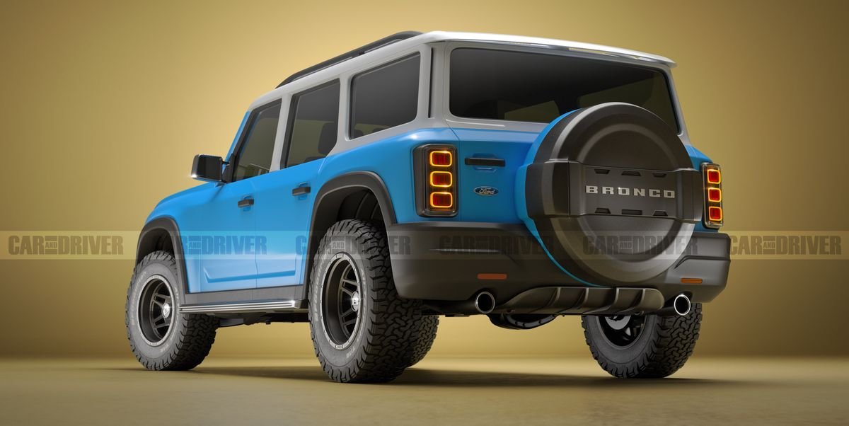 2021 Ford Bronco: Get the Inside Story Before the Official ...