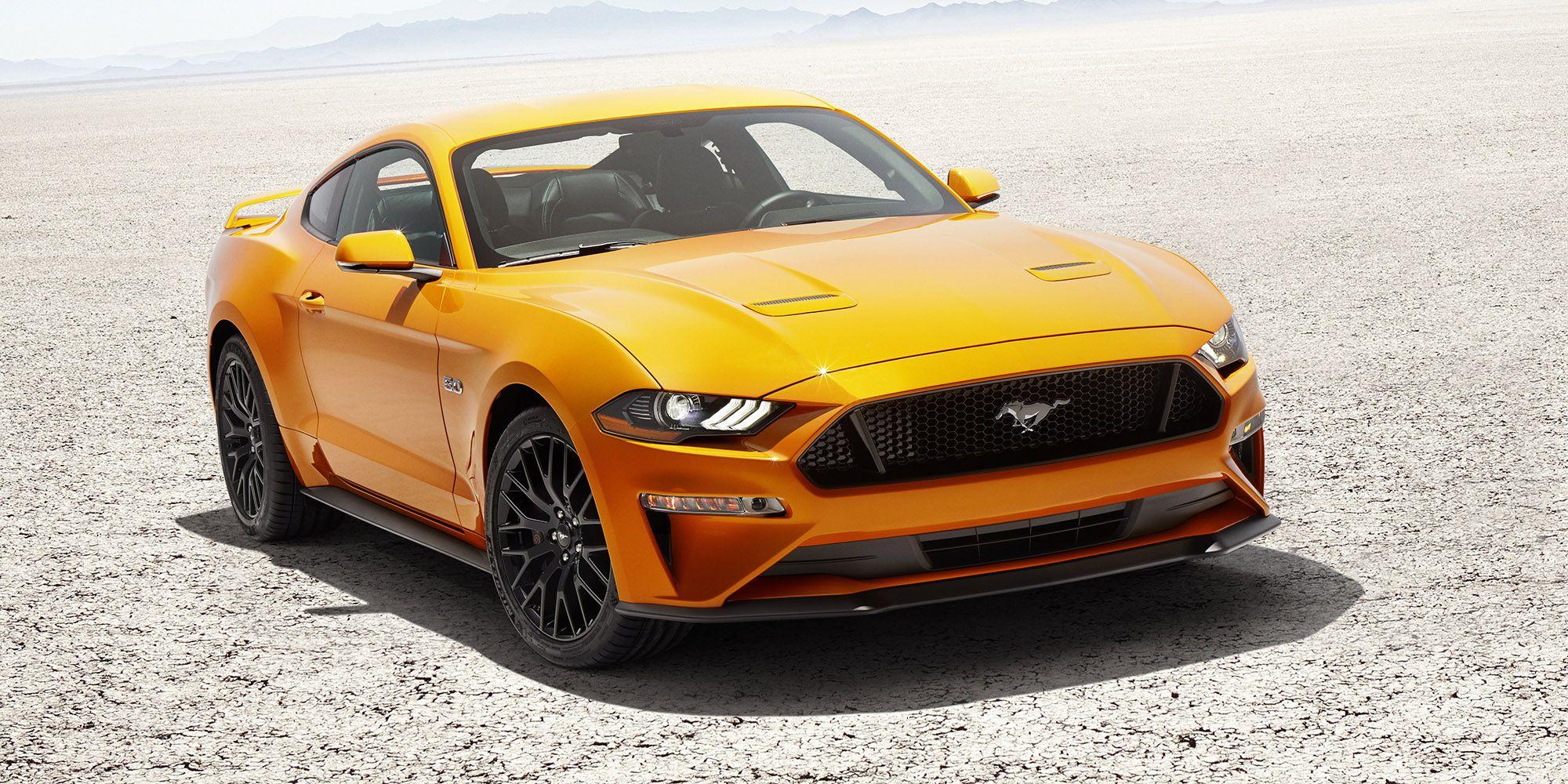 Mustang Gt 0 60 >> 2018 Ford Mustang Specs Mustang Gt Horsepower 0 60