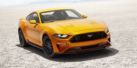 2018 Ford Mustang Price Starts At 25 585 Msrp For Mustang
