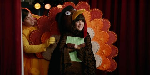 """Thanksgiving"" - New Girl (Season 1, Episode 6)"
