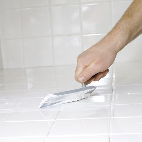 New Grout for Tiles
