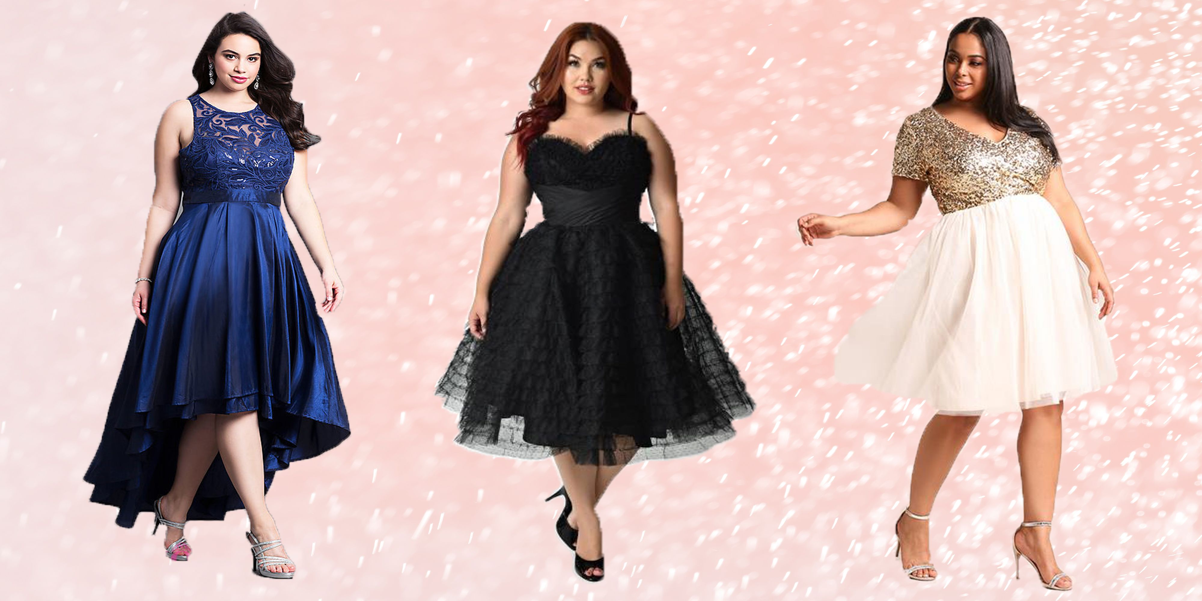 16 Gorgeous Plus Size Prom Dresses of 2018 to Show Off Your Curves