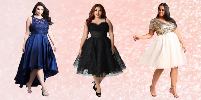 16 Gorgeous Plus Size Prom Dresses Of 2018 To Show Off -2067