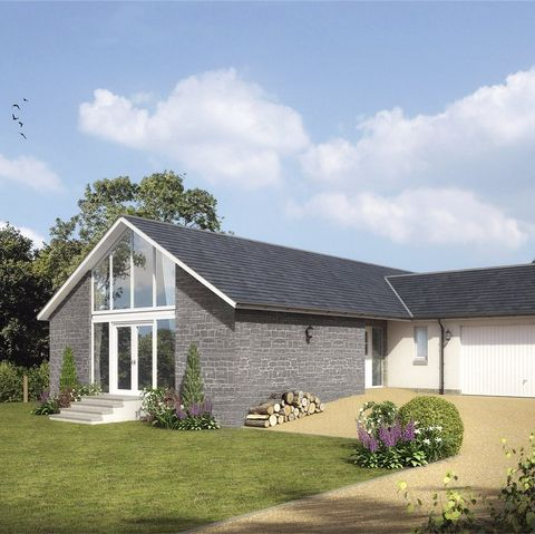 new home property for sale in finavon, scotland