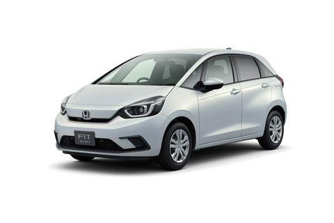 Land vehicle, Vehicle, Car, Motor vehicle, Honda, Hatchback, City car, Subcompact car, Compact car, Mid-size car,