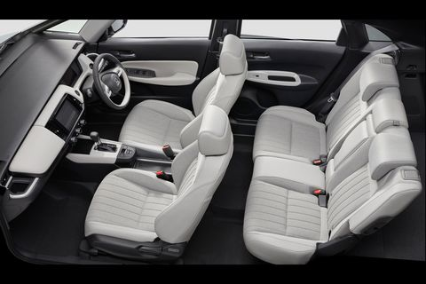 Land vehicle, Vehicle, Car, Car seat cover, Car seat, Mode of transport, Vehicle door, Family car, Center console, Seat belt,
