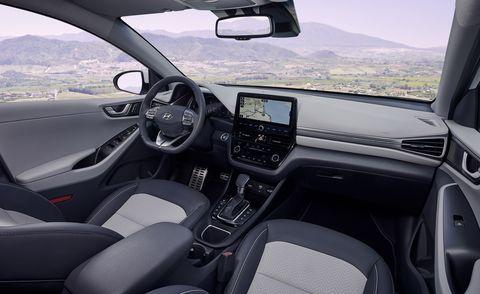 Hyundai Ioniq Electric >> 2020 Hyundai Ioniq Hybrid - New Styling, Big New Screen ...